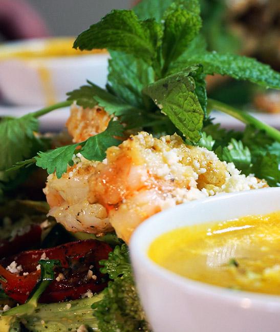 taste of banglas goda räkor